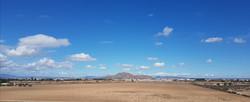 Field & Cabezo Gordo in distance