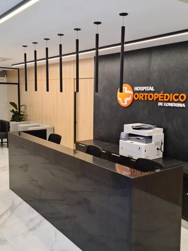 Atendimento Hospital Ortopédico de Londrina