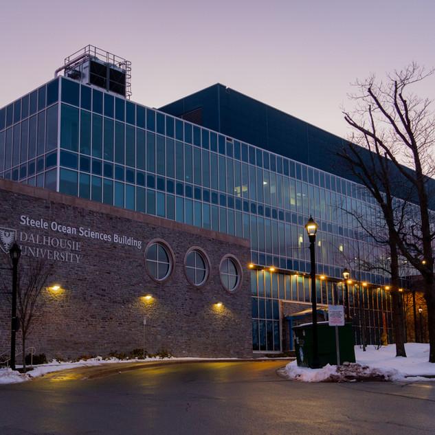 Steele Ocean Science Building