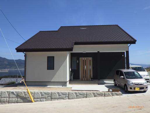 KEISYOUCHIの二世帯住宅