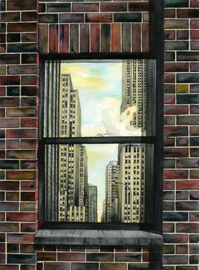 """""""Fenêtre sur la 50e rue"""""""