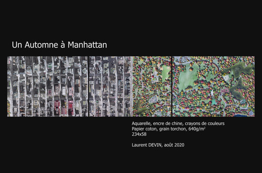 Un automne à Manhattan