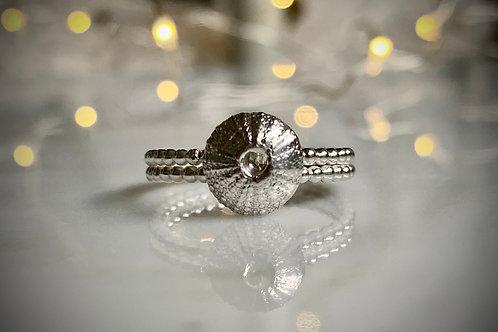 Sea Hedgehog Ring