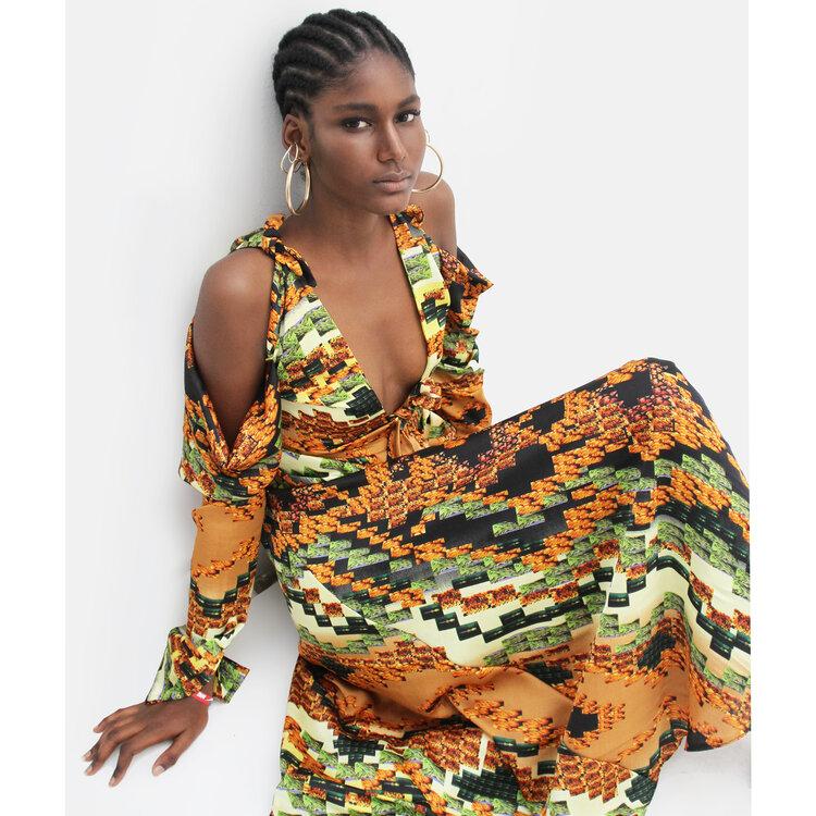Kumasi Dress