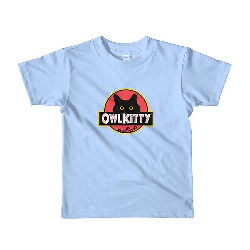 OwlKitty Kids Shirt