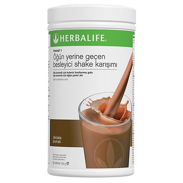 Formül 1 Besleyici Shake Karışımı Çikolata Aromalı
