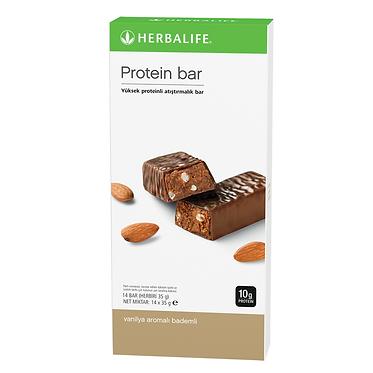 Protein Bar Bademli Vanilya Aromalı