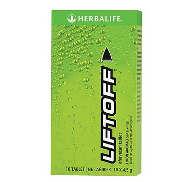 LiftOff® Efervesan İçecek Limon Aromalı