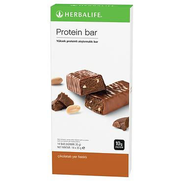 Protein Bar Çikolatalı Yer Fıstıklı