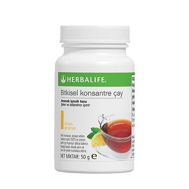 Bitkisel Konsantre Çaylar Limon Aromalı 50 g