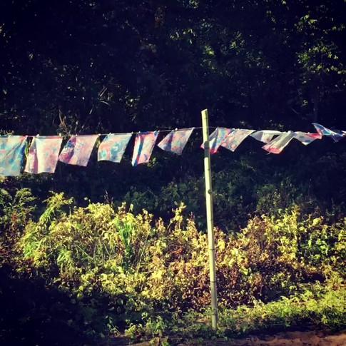 Coexist: A Prayer Flag Project @ FLOW