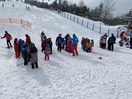 wyjazd narciarski - Szczęśliwice