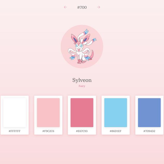 Daily UI #060 Color Picker