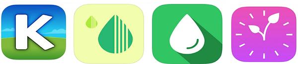 plant app icons