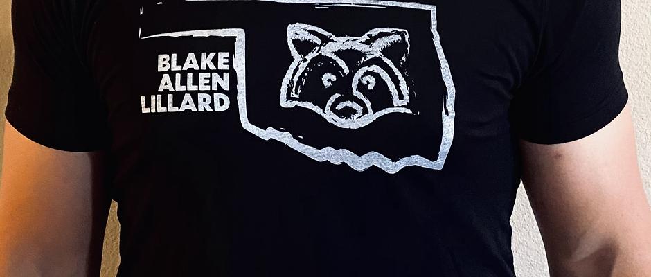 Willie the Raccoon Tee