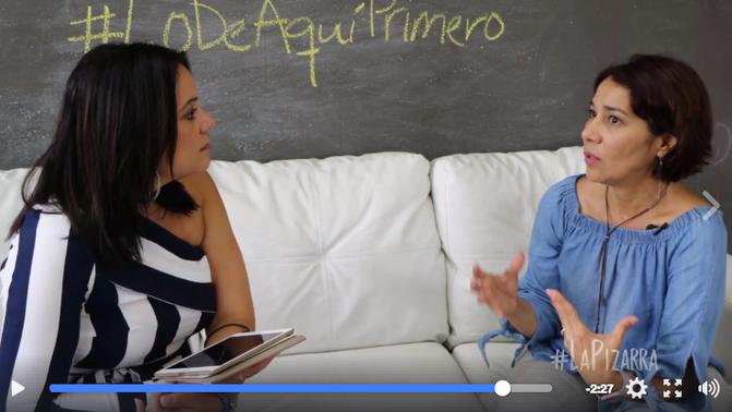 Episodio #1: #LaPizarra con Wanda Otero de Quesos Vaca Negra