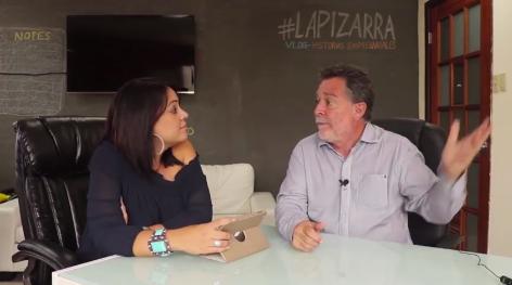 Episodio 4: #LaPizarra - Luisito Vigoreaux