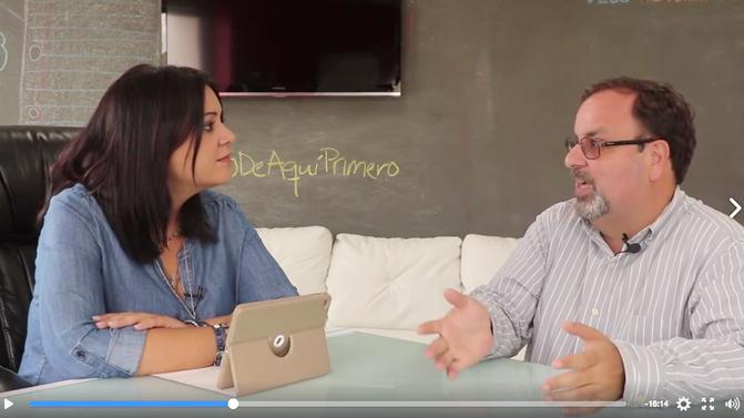 """Episodio #2: #LaPizarra con José """"Pollo"""" Maldonado de Mi Puerto Rico Verde"""