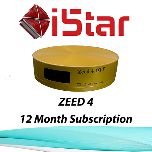 ZEED 4, 12 Month Subscription