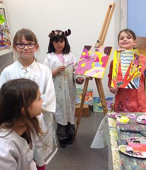 cours d'arts palstiques annabella veracruz