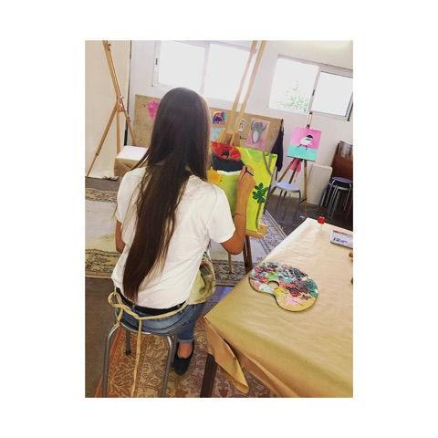 cours de peinture à martigues