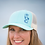 Thumbnail: Mermaids of Michigan Low Profile Trucker Cap