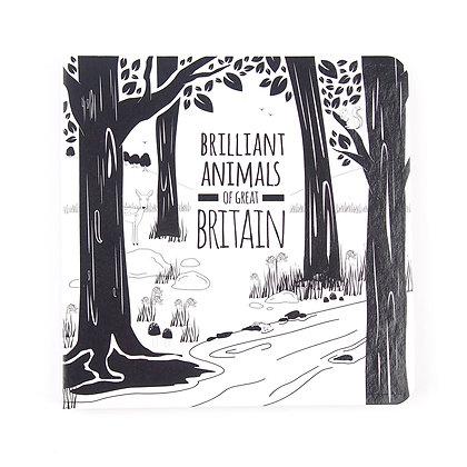 Brilliant Animals of Great Britain- Book