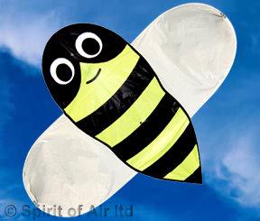 Bumble Bee Pocket Kite