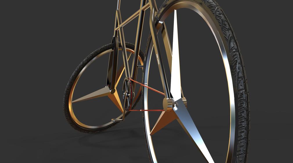 Euclid Bike