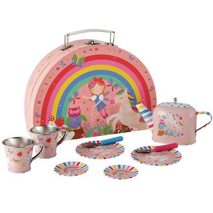 Floss & Rock Tea Set - Rainbow