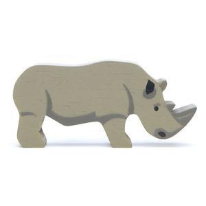 Tender Leaf Rhinoceros Stacker