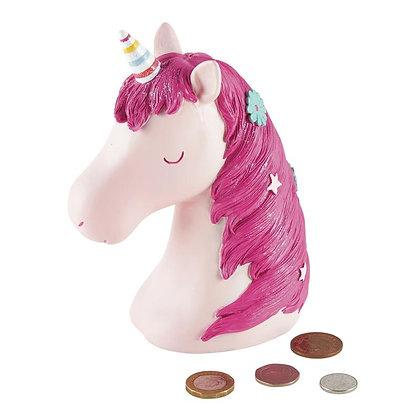 Floss and Rock- Unicorn Money Bank