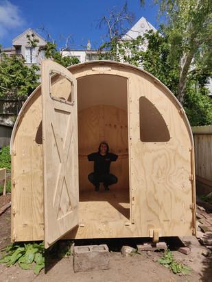 CNC Tiny House