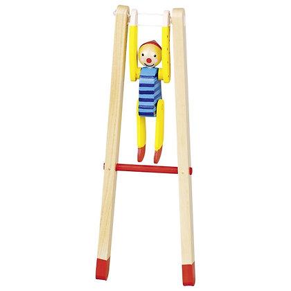 Goki- Gymnast Clown