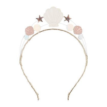 Shimmer Shell Headdress