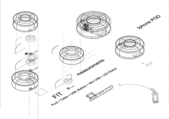 Apple Watch Pod