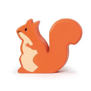 Tender Leaf Red Squirrel Stacker