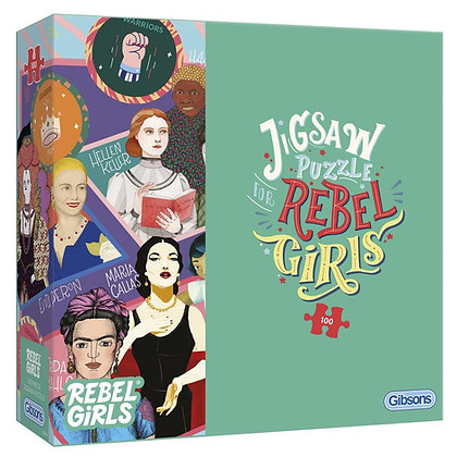 Jigsaw Puzzle for Rebel Girls