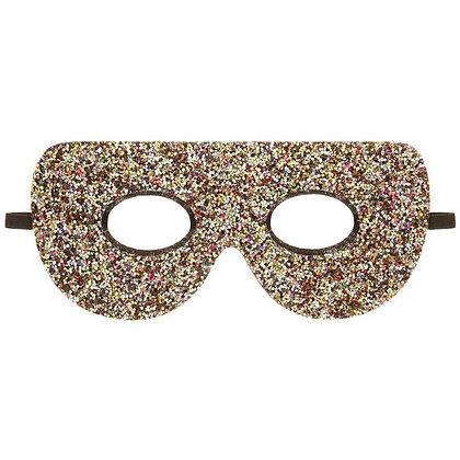 Glitter Superhero Mask