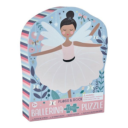 Floss and Rock-Ballerina Puzzle