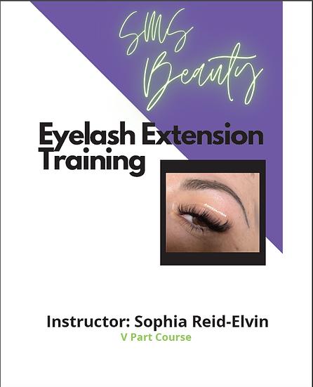 SMS EYELASH EXTENSION EBOOK