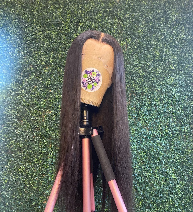 Virtual Wig Installation