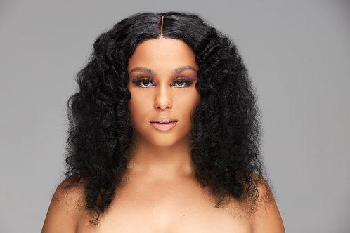 Glueless Caribbean Curl