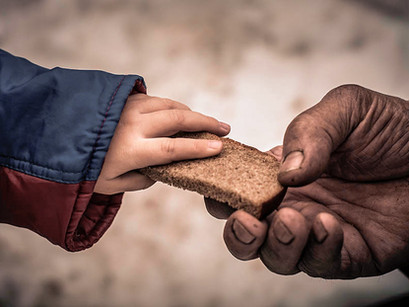 Generosity and Multiplication in times of scarcity