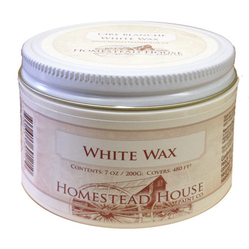 White Furniture Wax