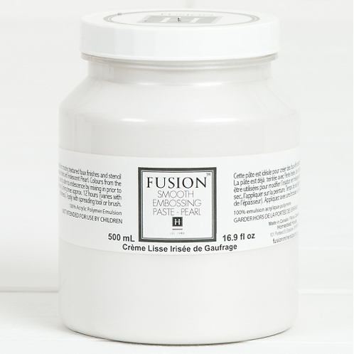 Smooth Embossing Paste- Pearl