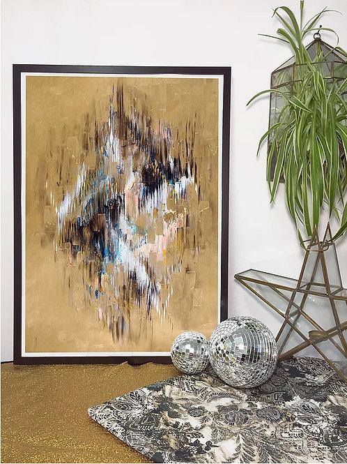 'Gilt' - Giclée print by Surfacephilia