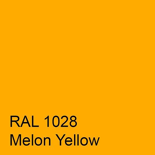 RAL 1028 - Melon Yellow