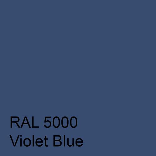 RAL 5000 - Violet Blue