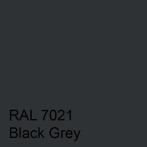 RAL 7021 - Black Grey